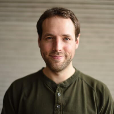 Profile image of Chris Fritz, our Vue.js Teacher