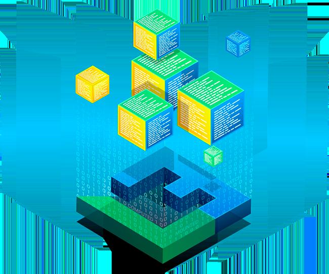Illustration image of Vue 3 Composition API