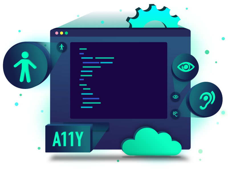Illustration image of Web Accessibility Fundamentals
